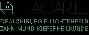 Lagarie | Oralchirurgie Lichtenfels Logo